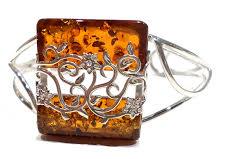 Amber cuff
