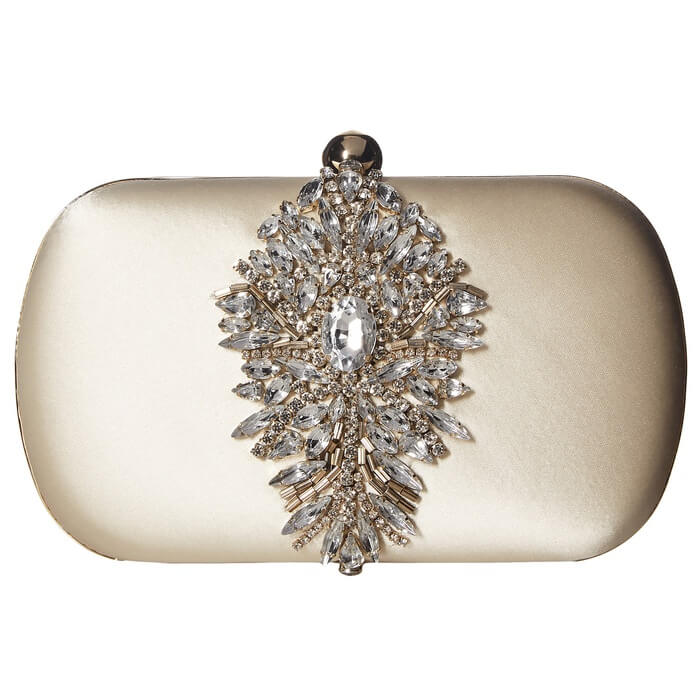 Badgley Mischka clutch