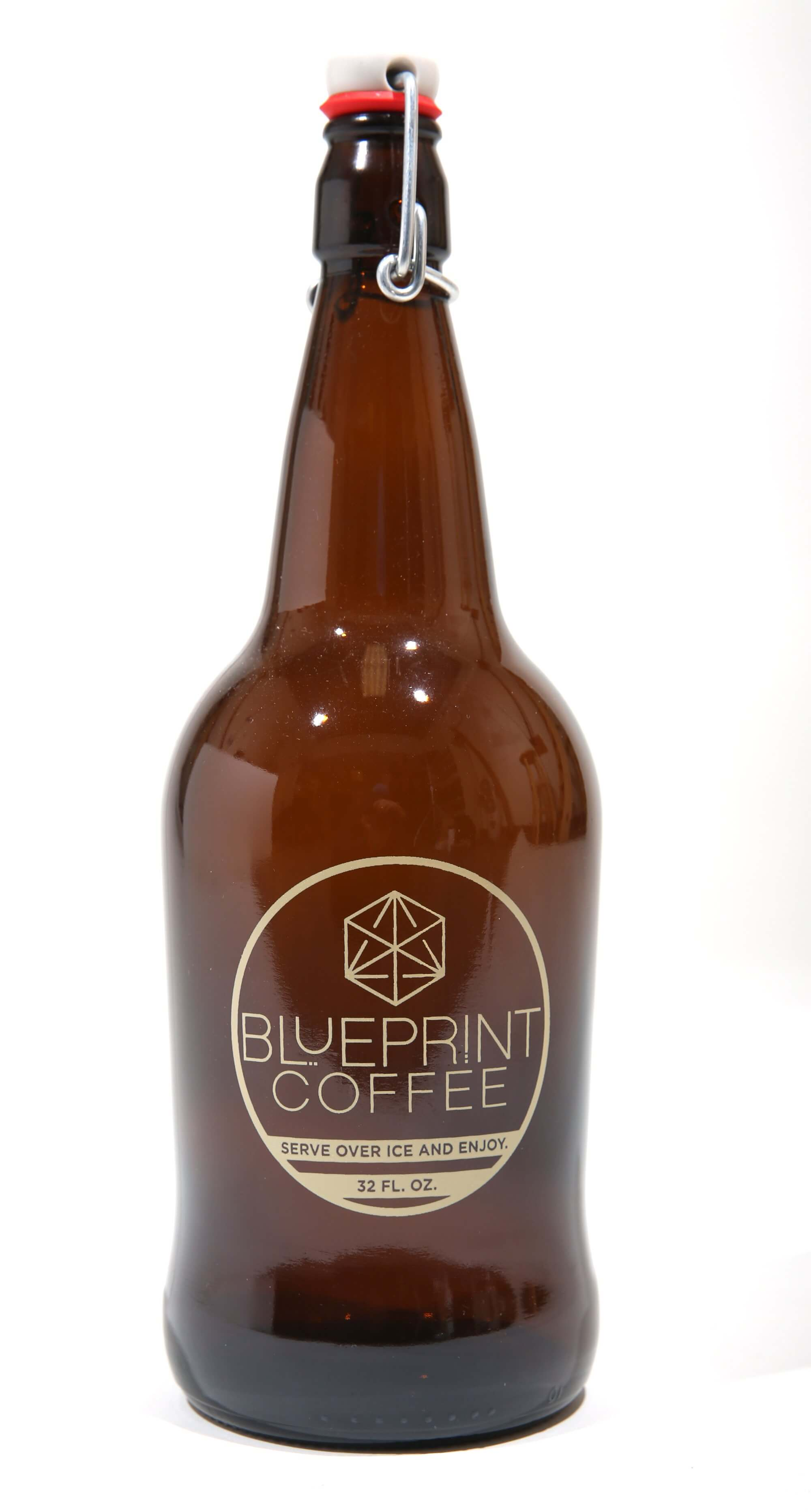 Blueprint Coffee growler