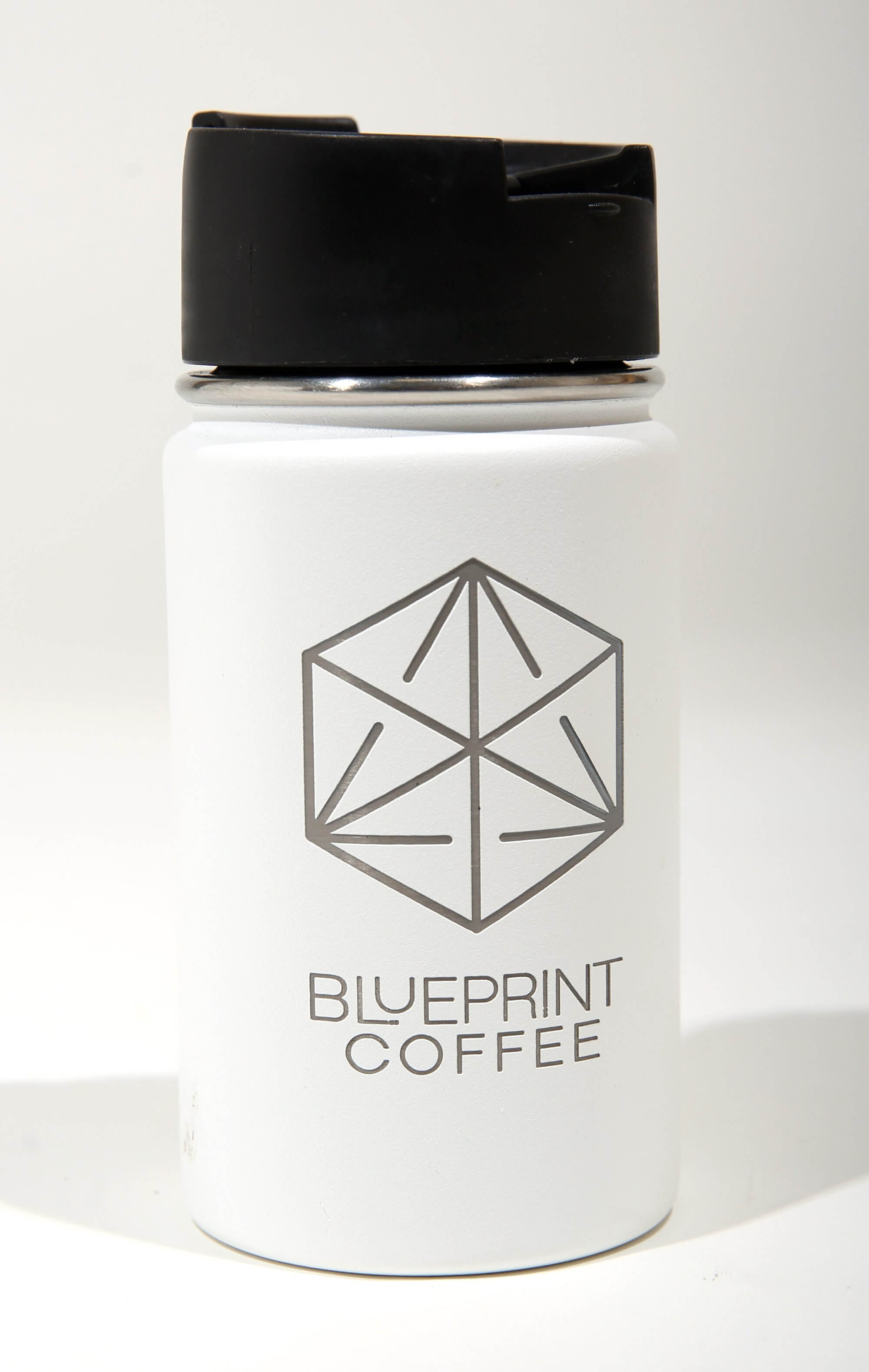 Blueprint Coffee travel mug