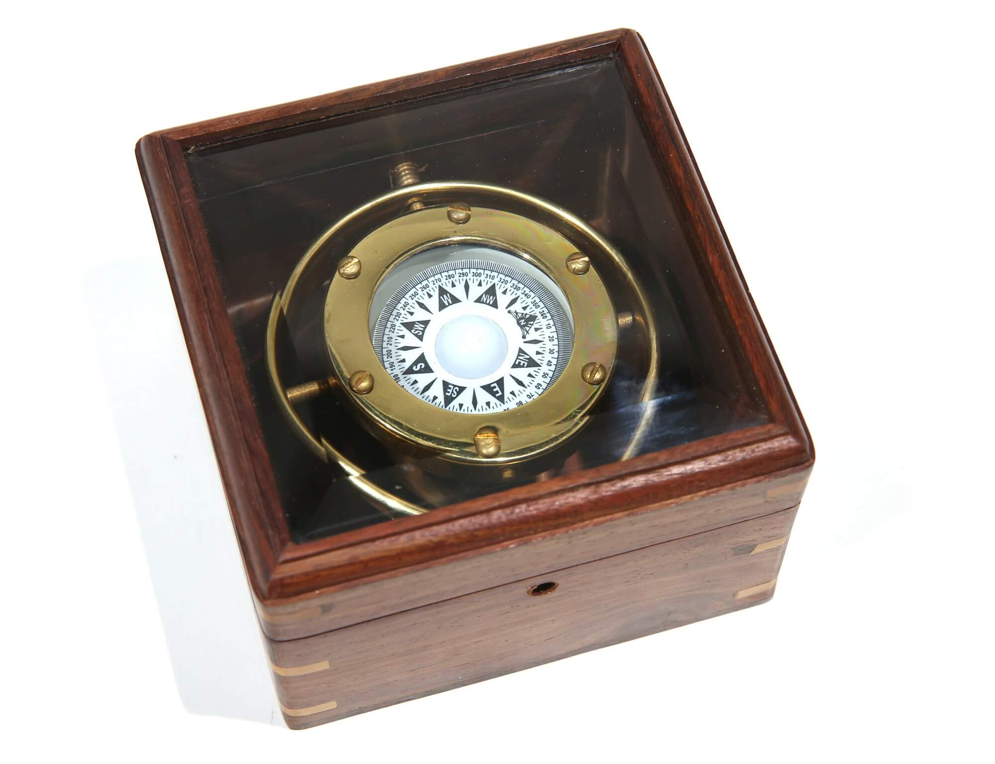 Sea captain's compass