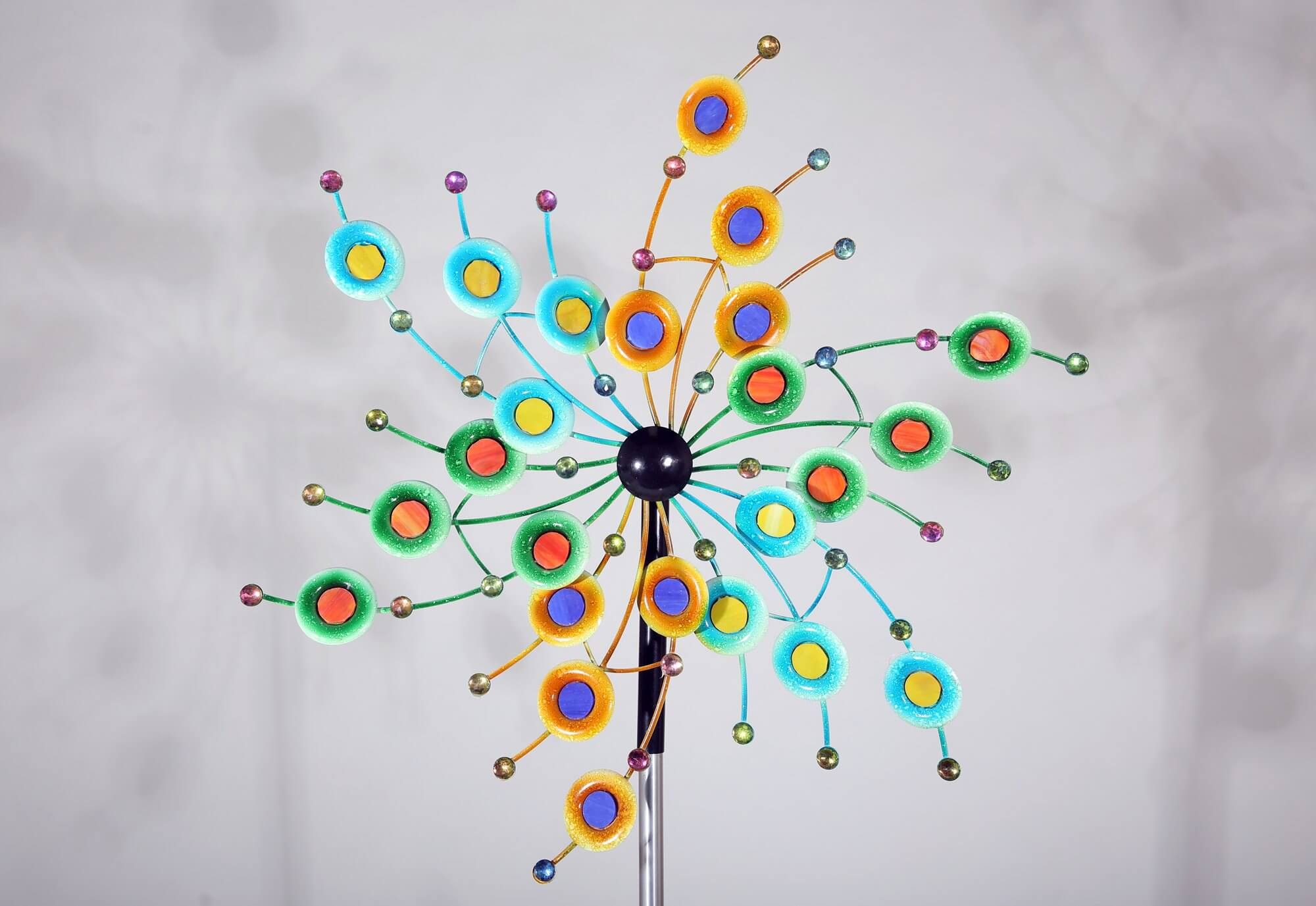 Image of Disco garden spinner