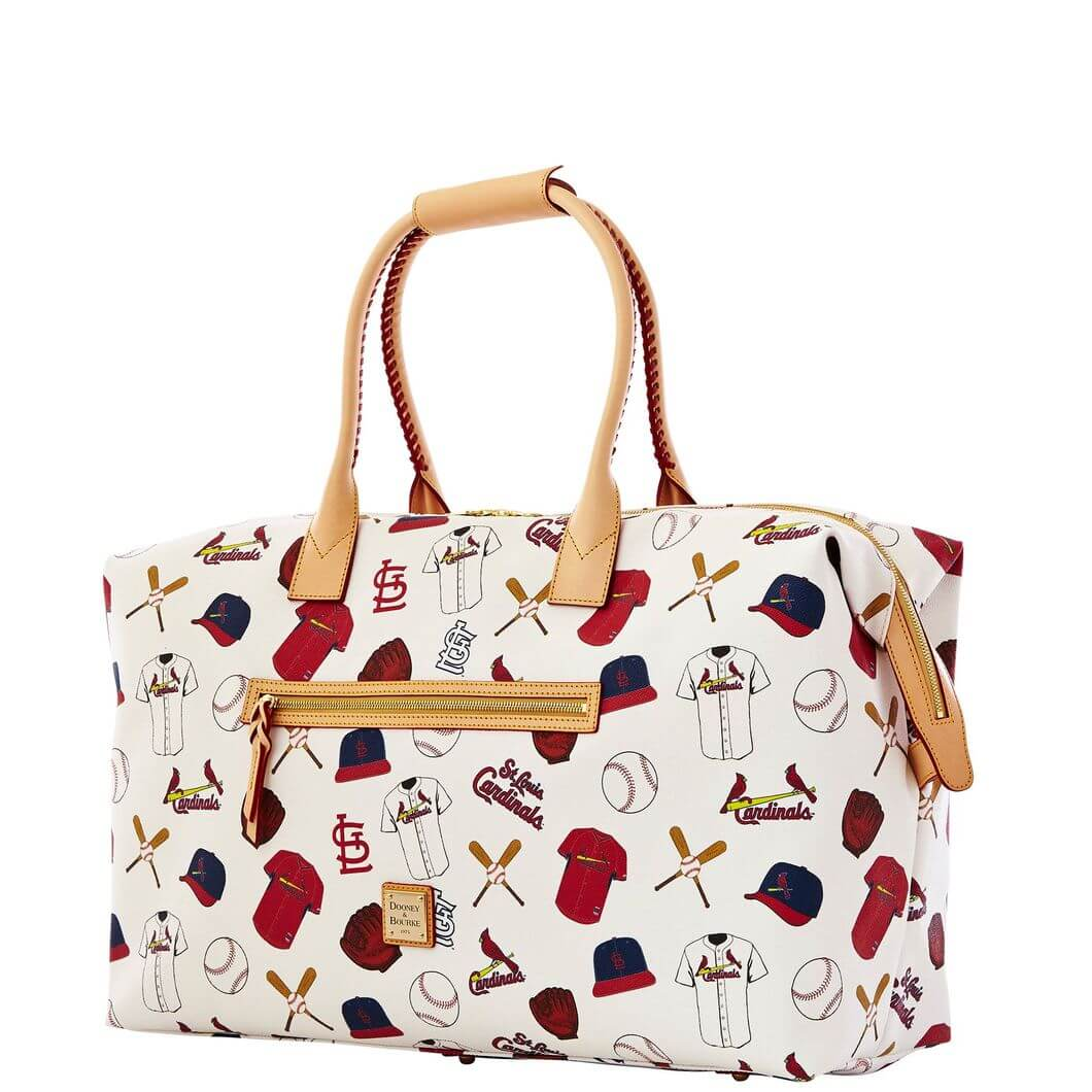 Dooney and Bourke Cardinals Weekender