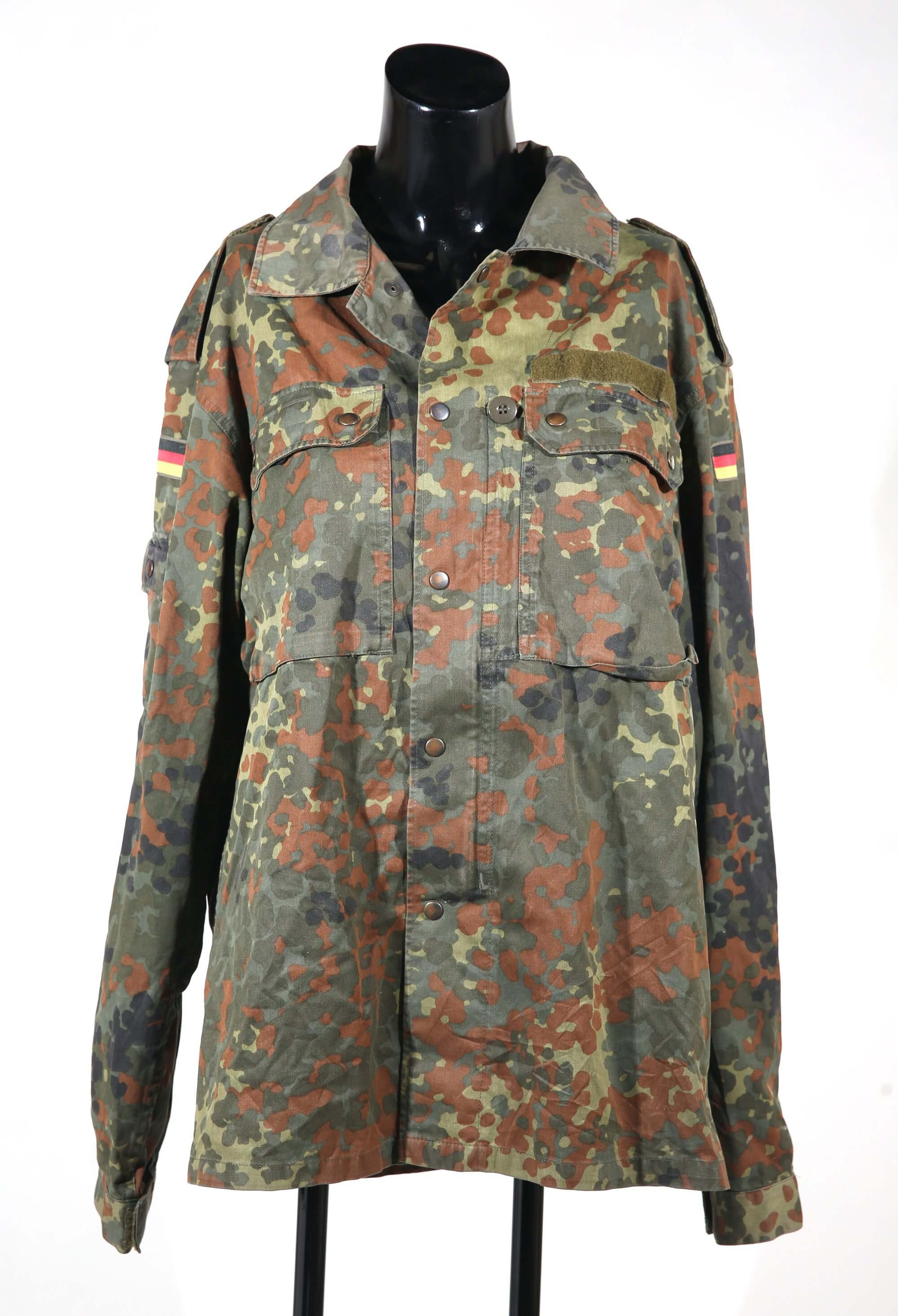 Image of German military jacket