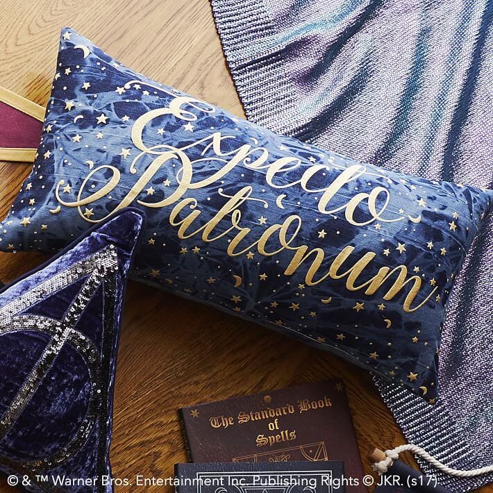 Image of Harry Potter pillow