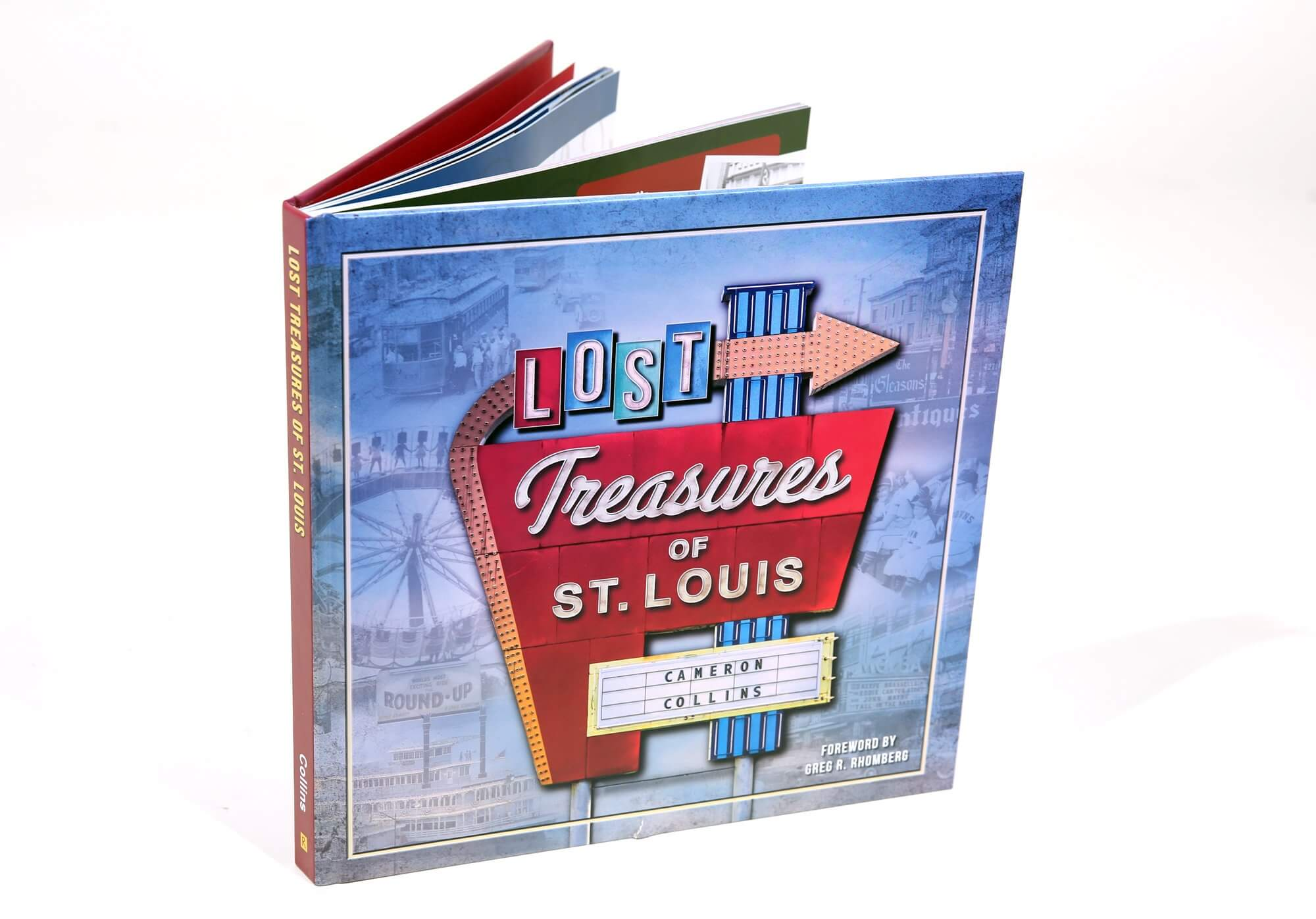 Image of Lost Treasures of St. Louis