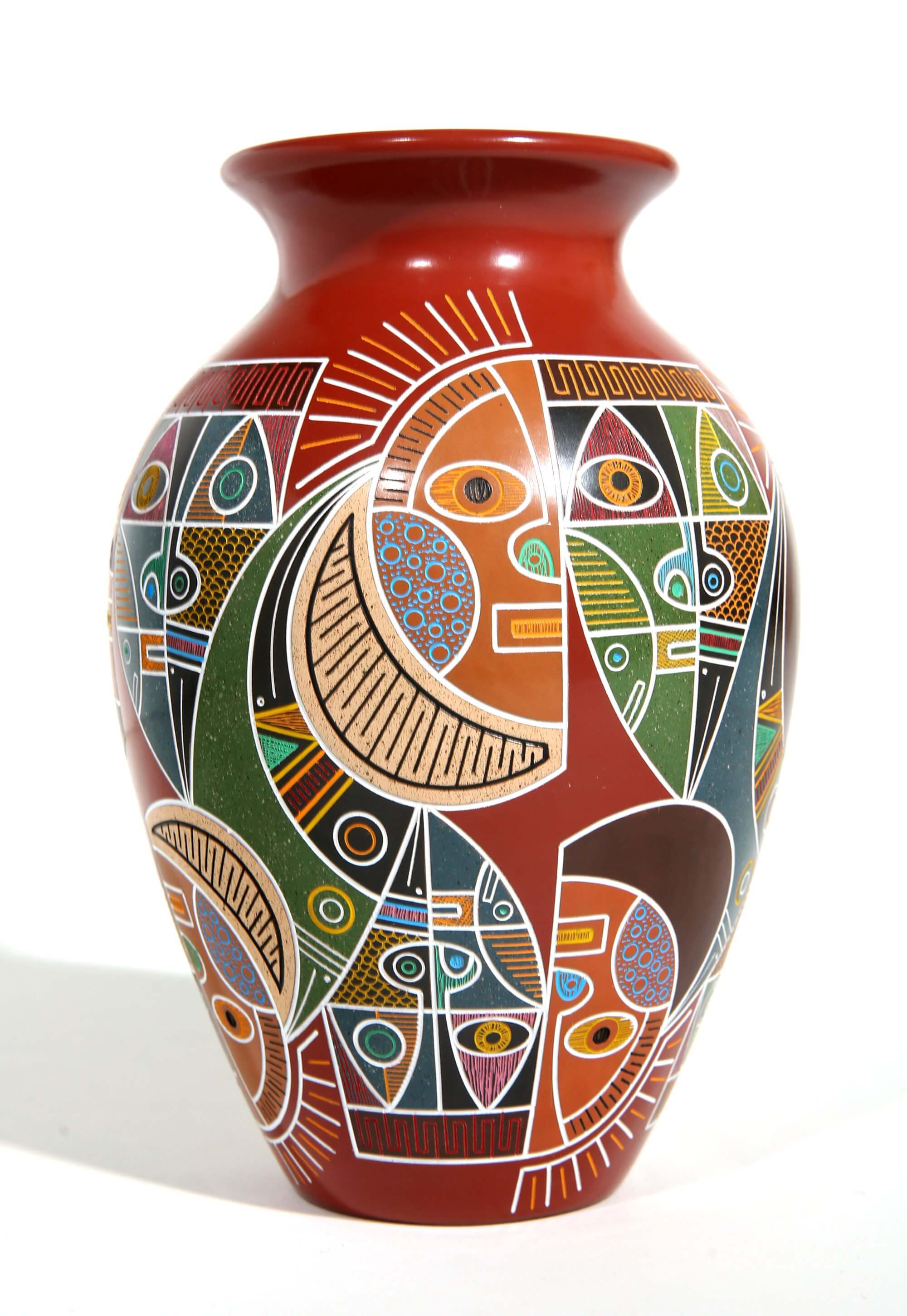 Nicaraguan pottery