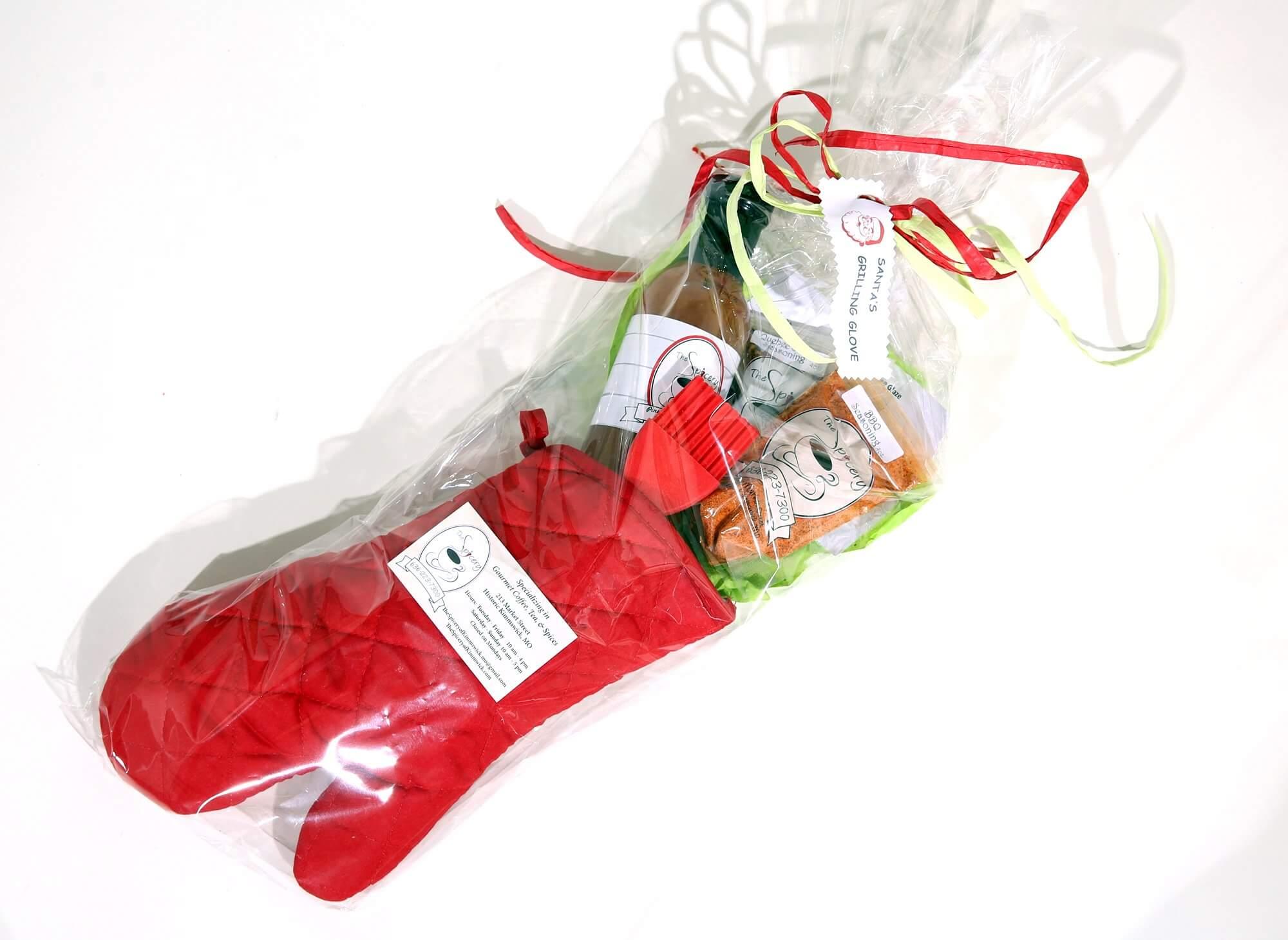 Santa's Grilling Glove