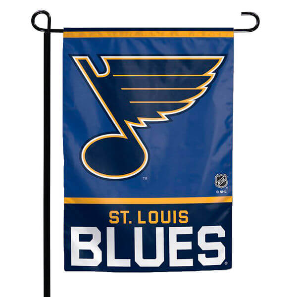 St. Louis Blues WinCraft Double-Sided Garden Flag