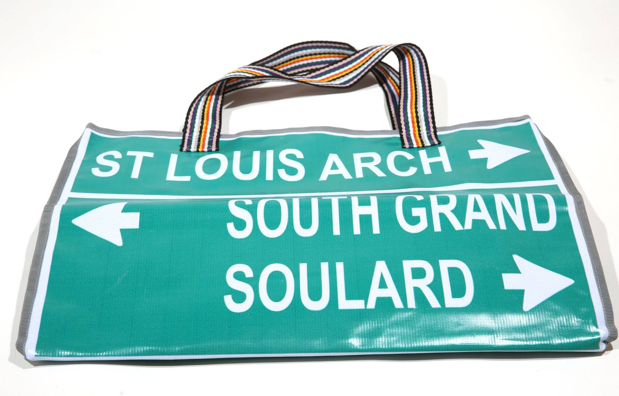 St. Louis street sign bag