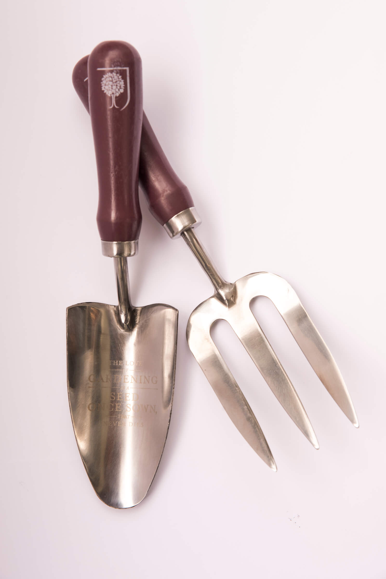 Image of Trowel and fork