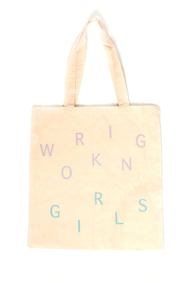 Working Girl tote