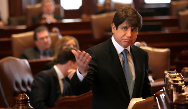 blagojevich arrested. Rod Blagojevich was arrested